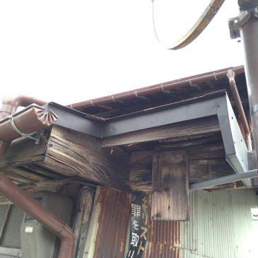 屋根の補修(妙高市 N様)