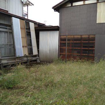 空き家の冬囲い修理(妙高市 M様)